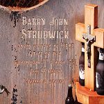 STRUDWICK Barry John