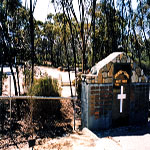 Salmon Gums Cemetery Mallee Pioneers