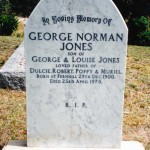 JONES George Norman