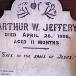 JEFFERY Arthur William