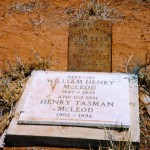 McCLOUD William Henry & Henry Tasman