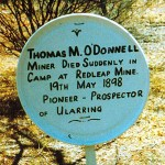 ODONNELL Thomas M