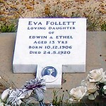 FOLLETT Eva