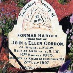 GORDON Norman Harold