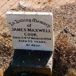 COOK James Maxwell