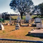 Williams Pioneer Cemetery