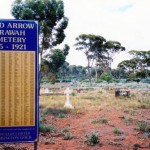 Broad Arrow Cemetery