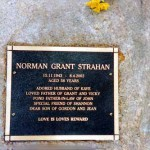 STRAHAN Norman Grant