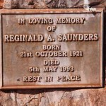 SAUNDERS Reginald A