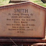 SMITH John Anthony